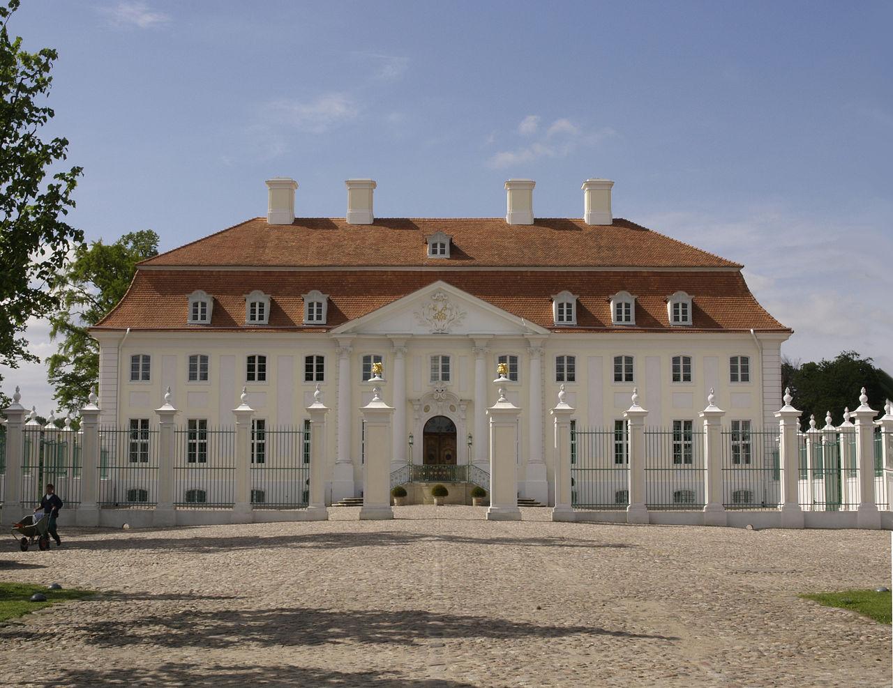 Bild Schloss Meseberg