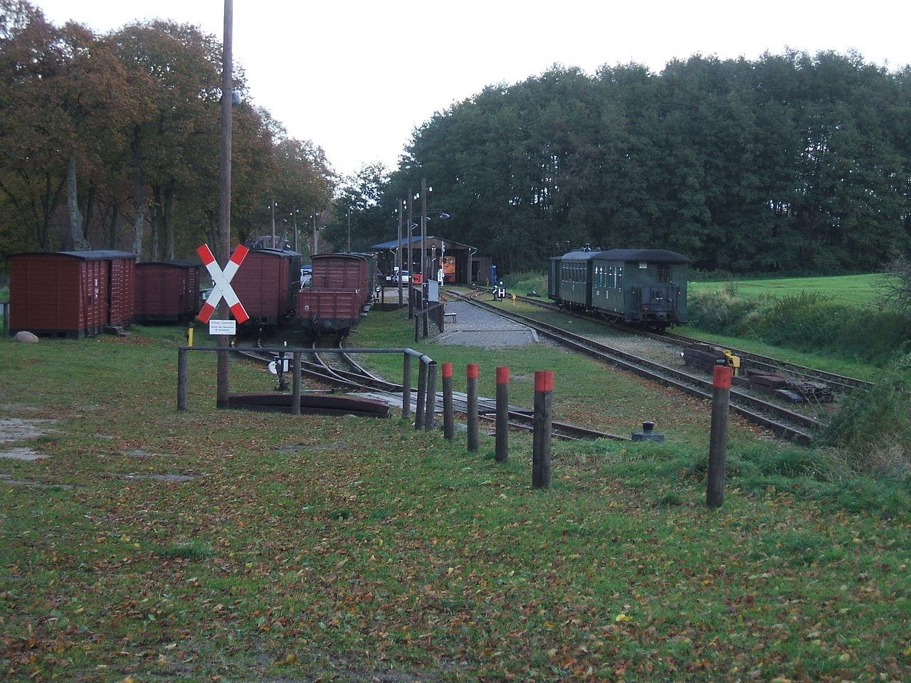 Bild Kleinbahnmuseum Lindenberg Prignitz