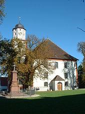 Bild Stadtkirche St. Martin Meßkirch