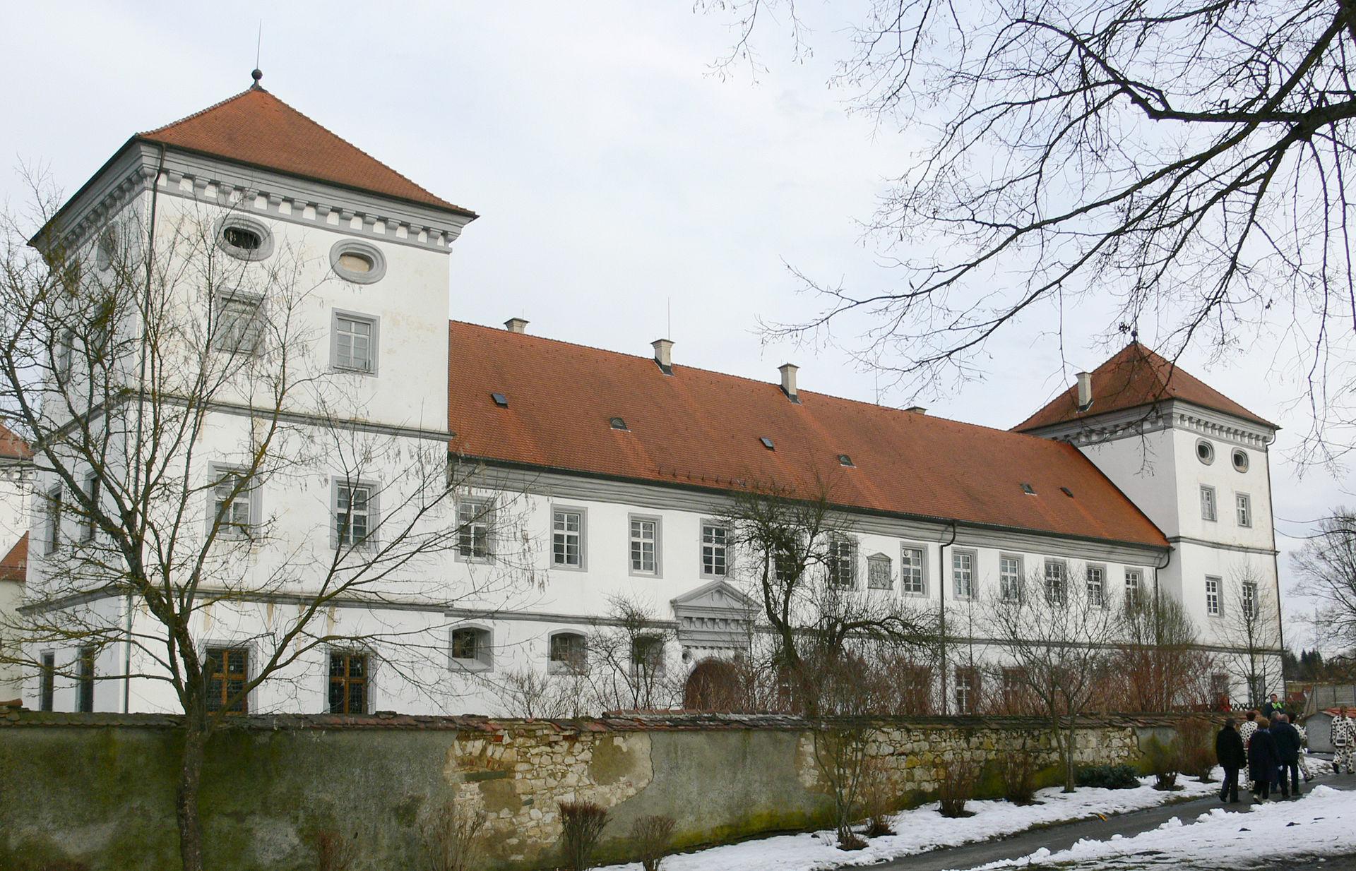 Bild Martin Heidegger Museum Schloss Meßkirch