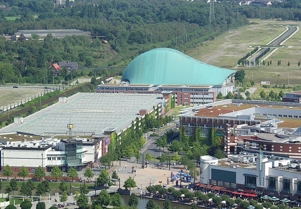 Bild Metronom Theater am CentrO Oberhausen