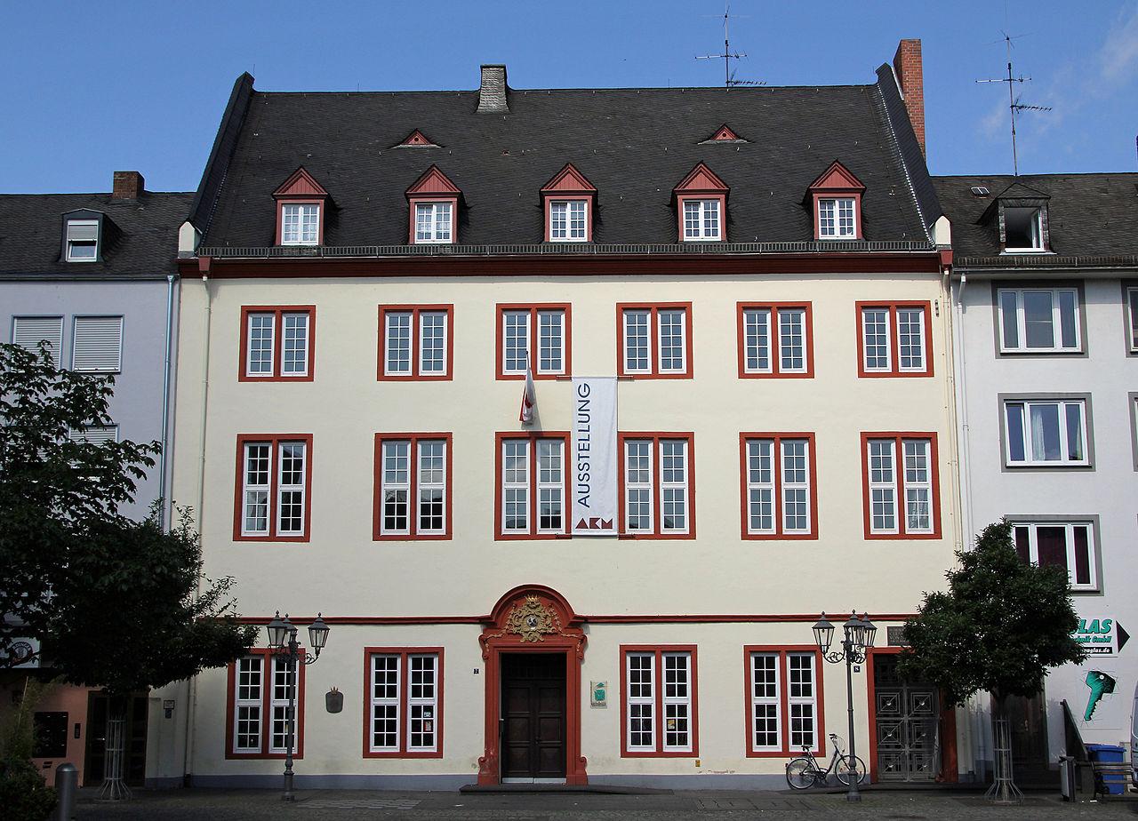 Bild Haus Metternich Koblenz