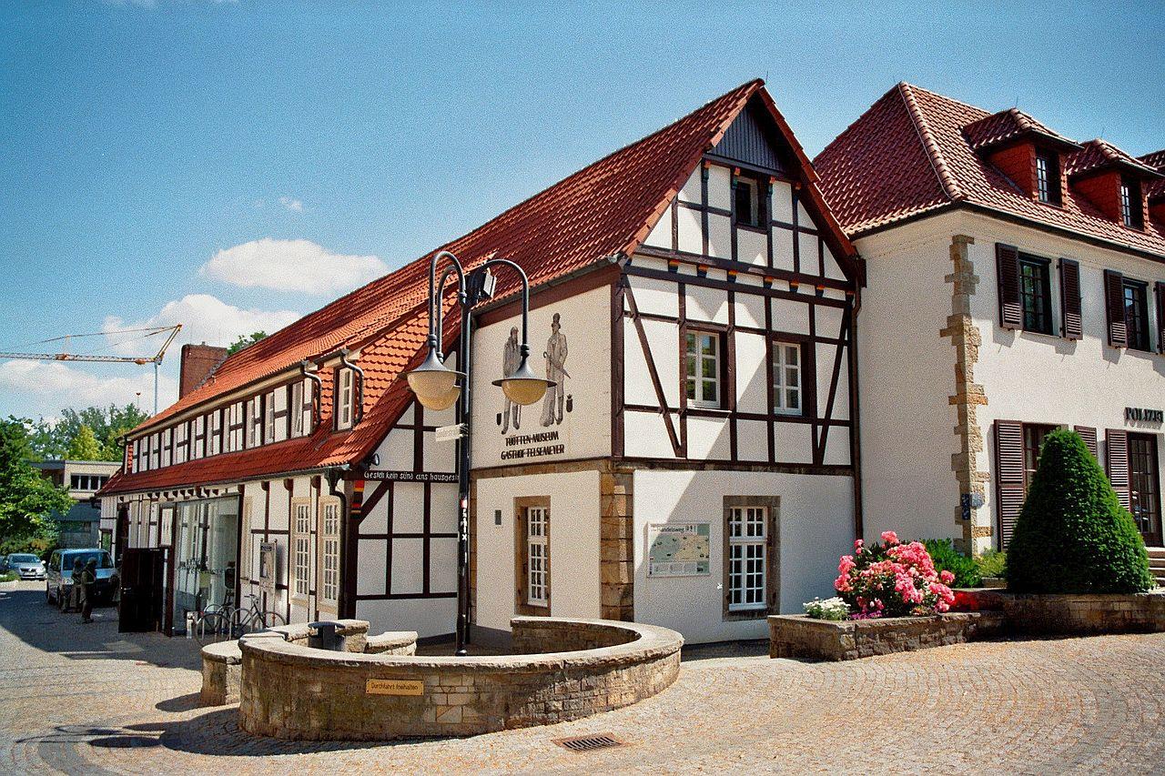 Bild Tüöttenmuseum Mettingen