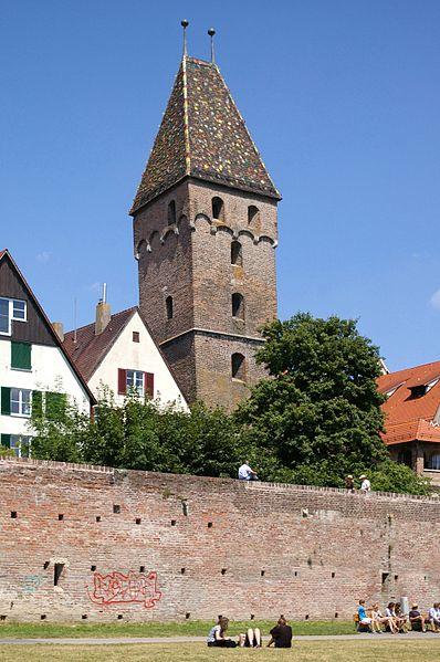 Bild Metzgerturm Ulm