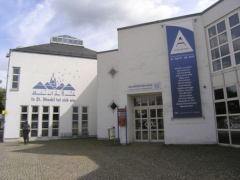 Bild Stadtmuseum St. Wendel