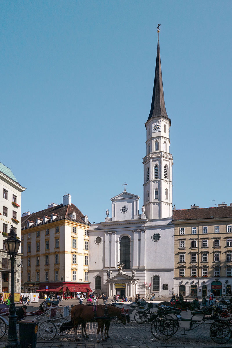 Bild Michaelerkirche Wien