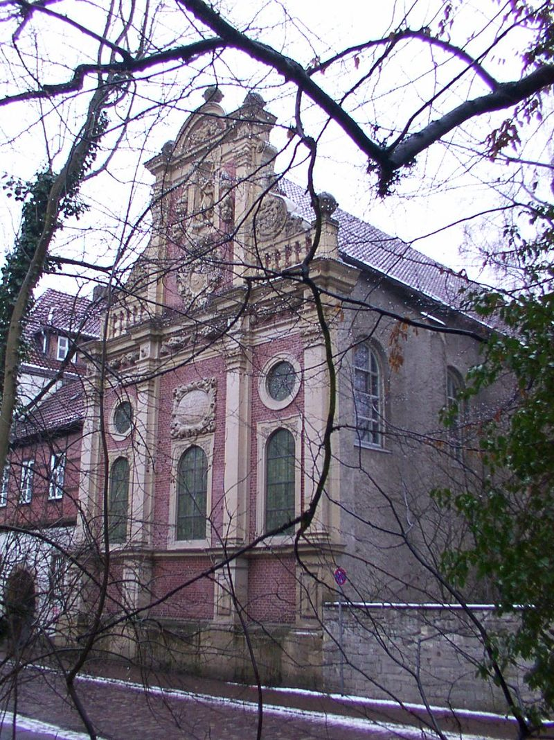 Bild Kloster St. Michael Paderborn
