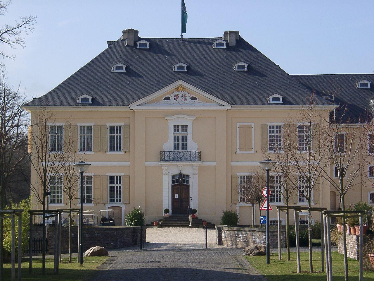 Bild Schloss Miel Swisttal