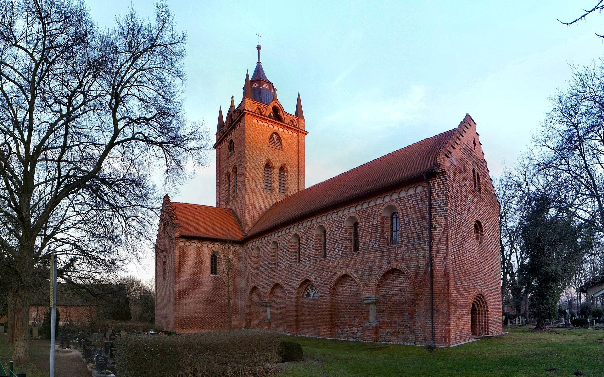 Bild Pötnitzer Kirche Dessau