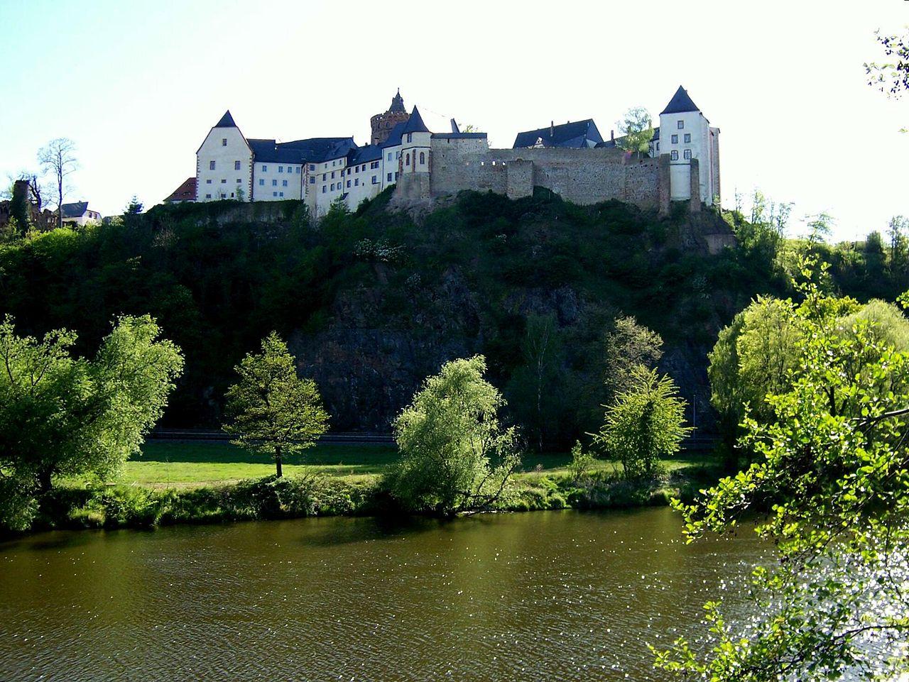 Bild Burg Mildenstein Leisnig
