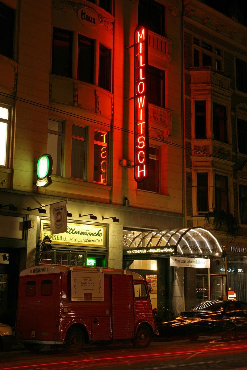 Bild Millowitsch Theater Köln
