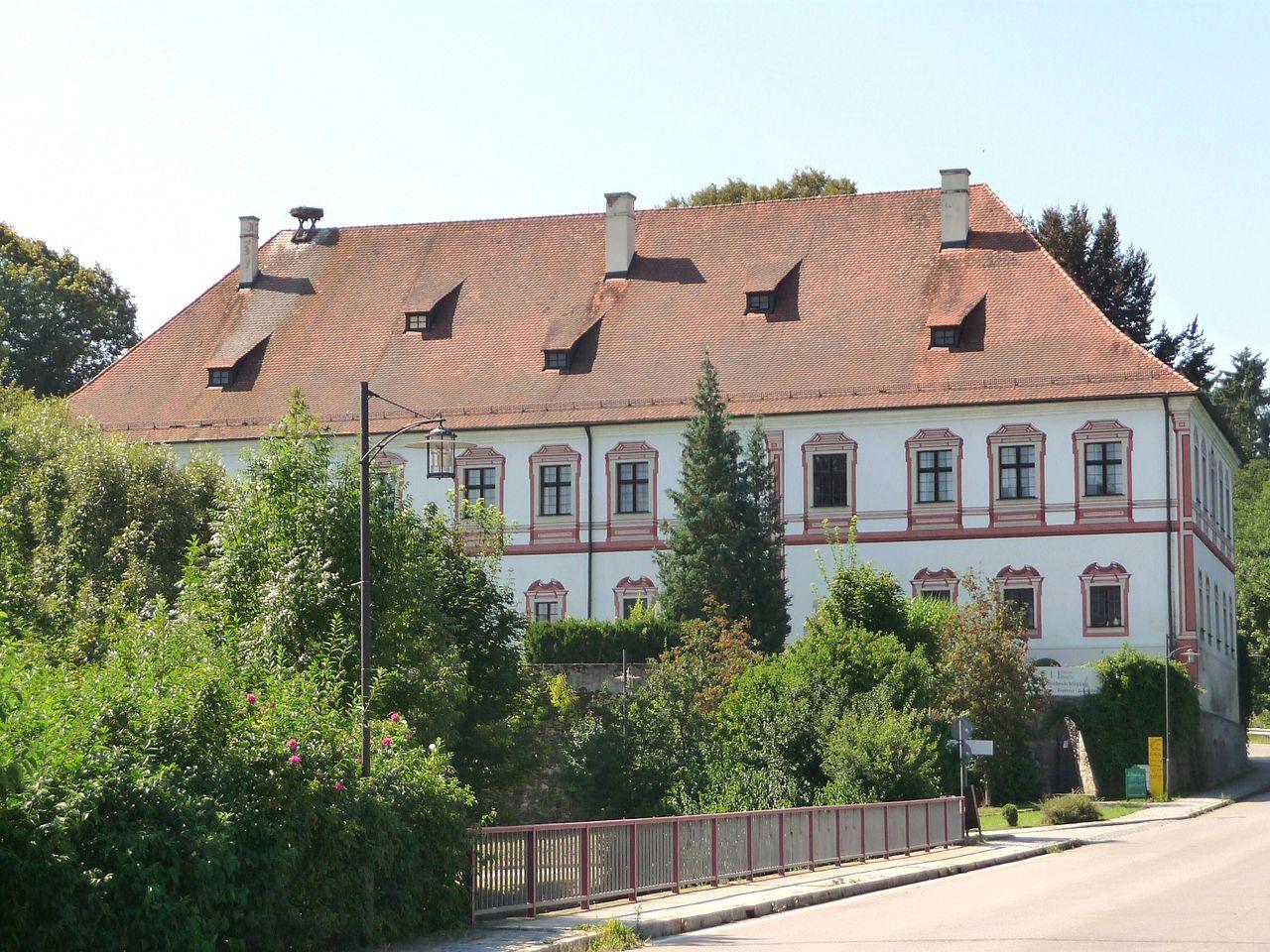 Bild Schloss Miltach