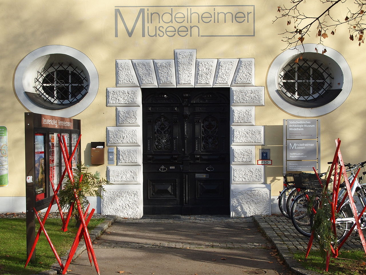Bild Südschwäbisches Archäologie Museum Mindelheim