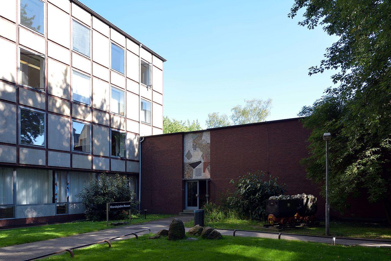 Bild Mineralogisches Museum Hamburg