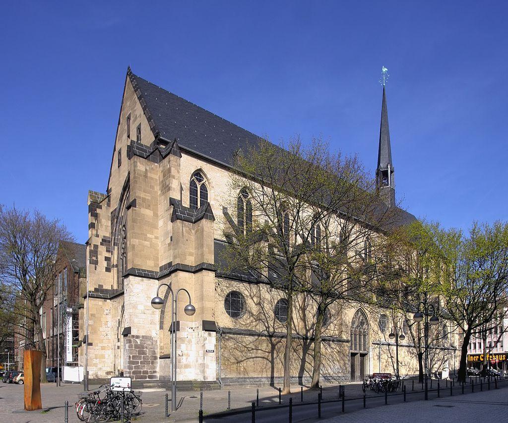 Bild Minoritenkirche Köln