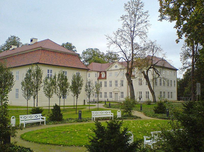 Bild 3-Königinnen-Palais Schlossinsel Mirow