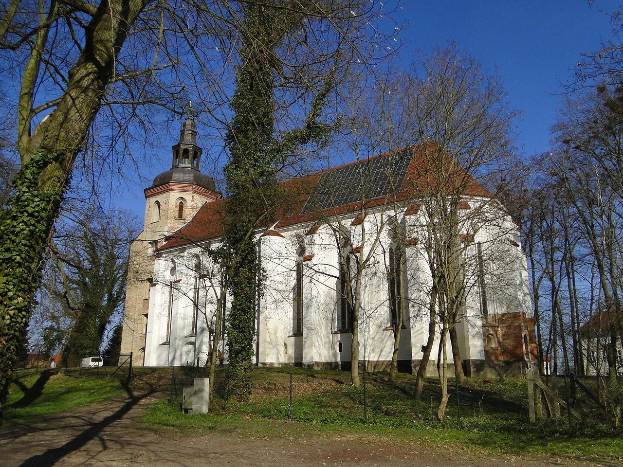 Bild Johanniterkirche Mirow