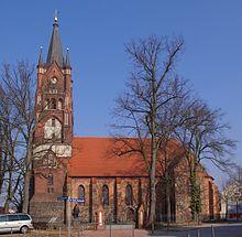 Bild Kirche St. Moritz Mittenwalde
