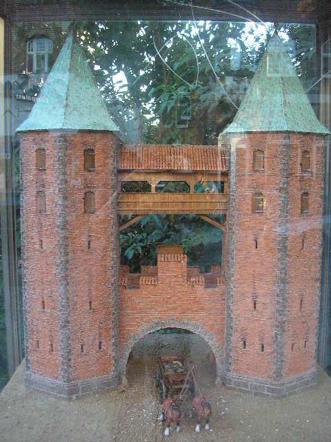 Bild Mühlentor Lübeck
