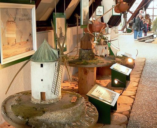 Bild Internternationales Wind & Wassermühlen Museum Gifhorn