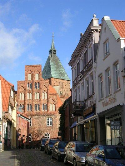 Bild Altes Rathaus Mölln