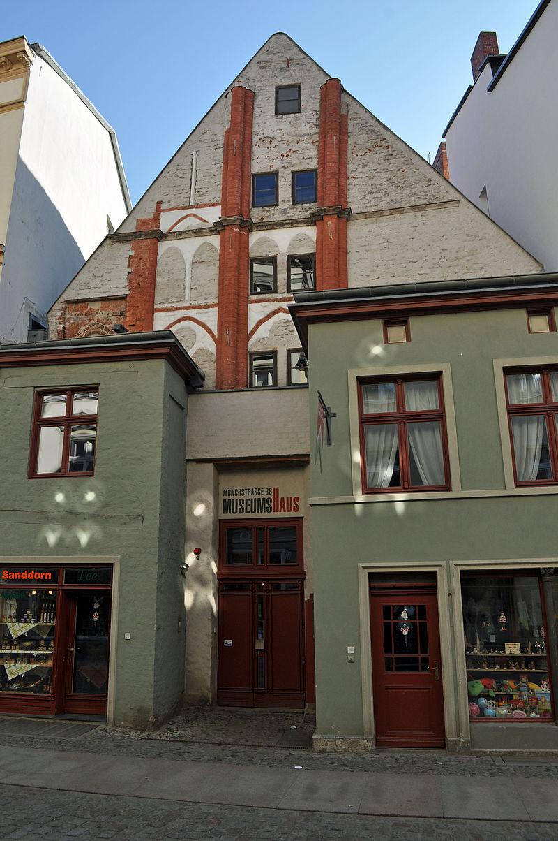 Bild Museumshaus Stralsund