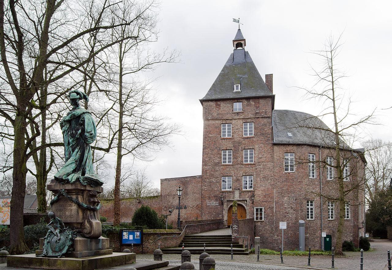 Bild Moerser Schloss