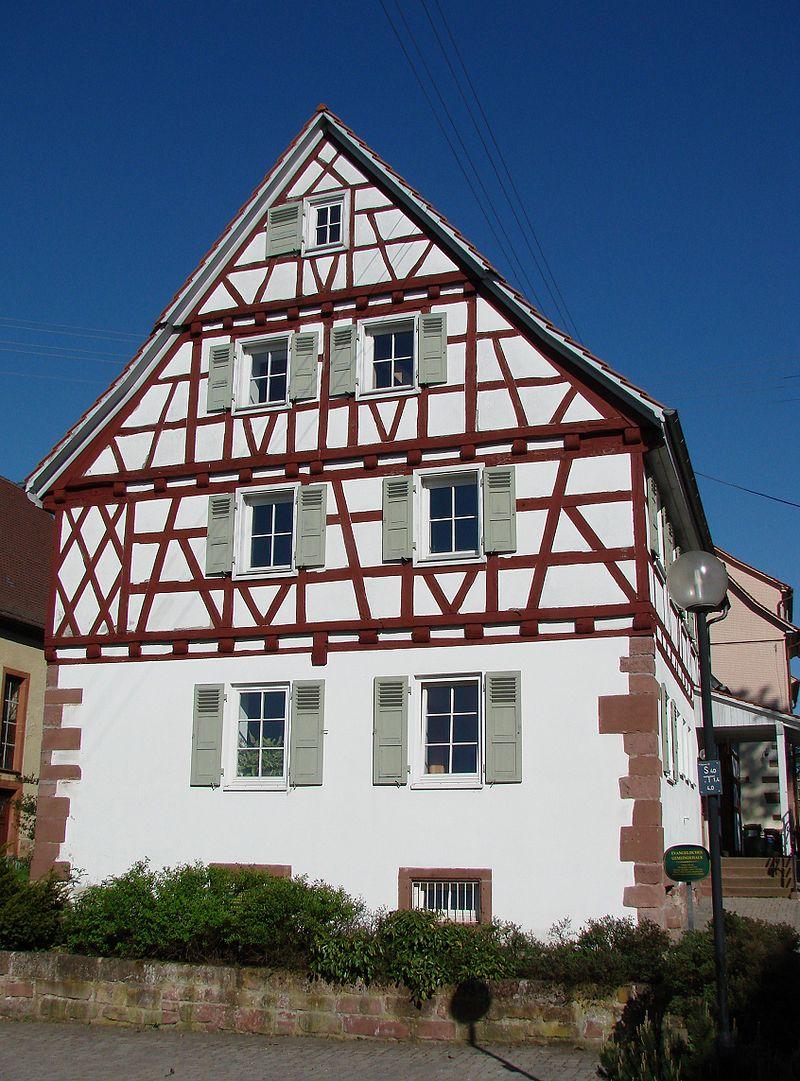 Bild Blumhardt Gedenkstätte Bad Liebenzell Möttlingen