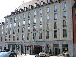 Bild Hotel Drei Mohren Augsburg