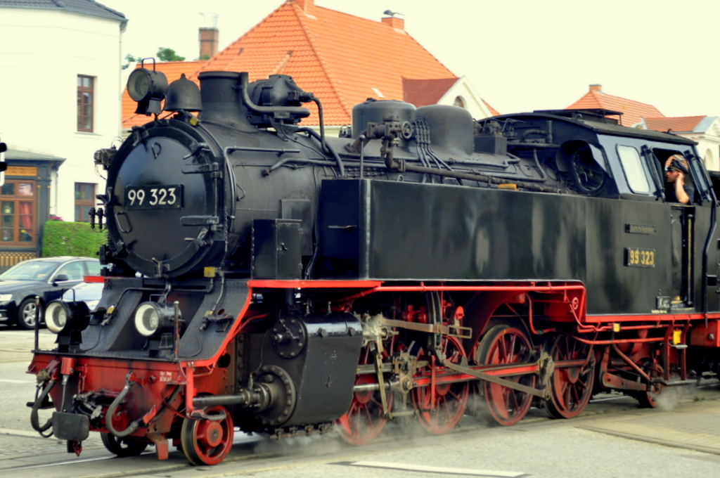 Bild Mecklenburgische Bäderbahn Molli Bad Doberan