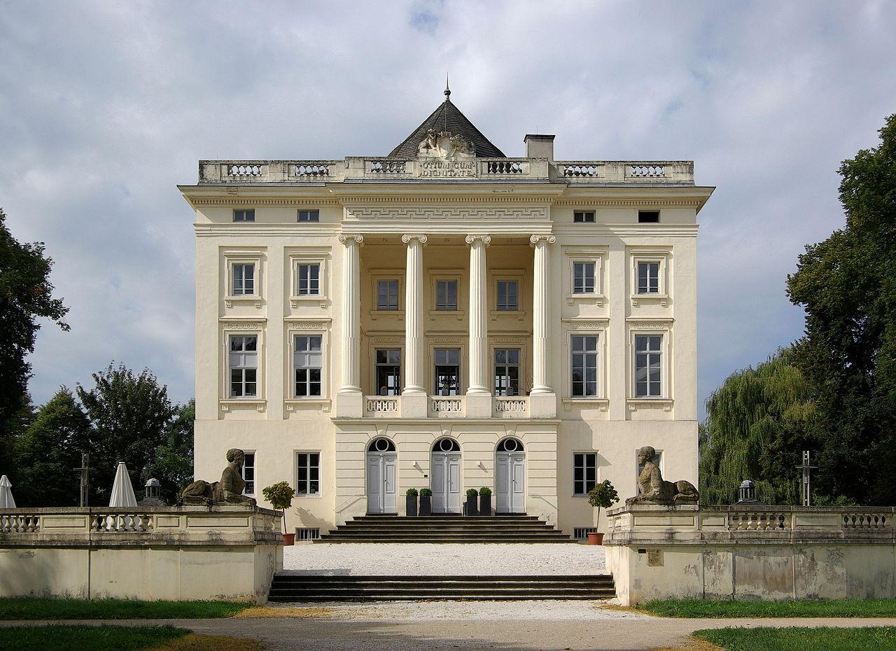 Bild Schloss Monaise Trier