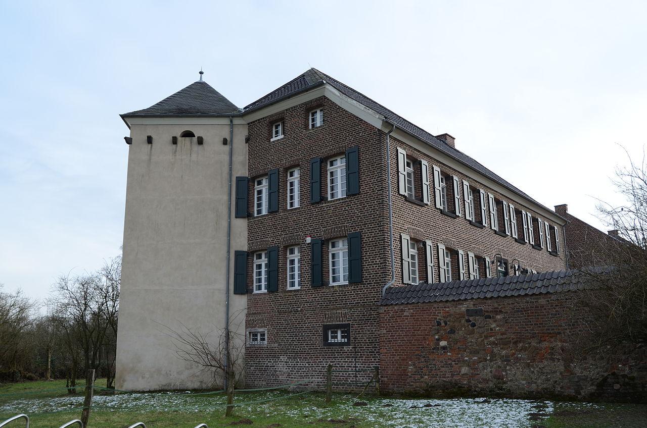 Bild Haus Bürgel Monheim am Rhein