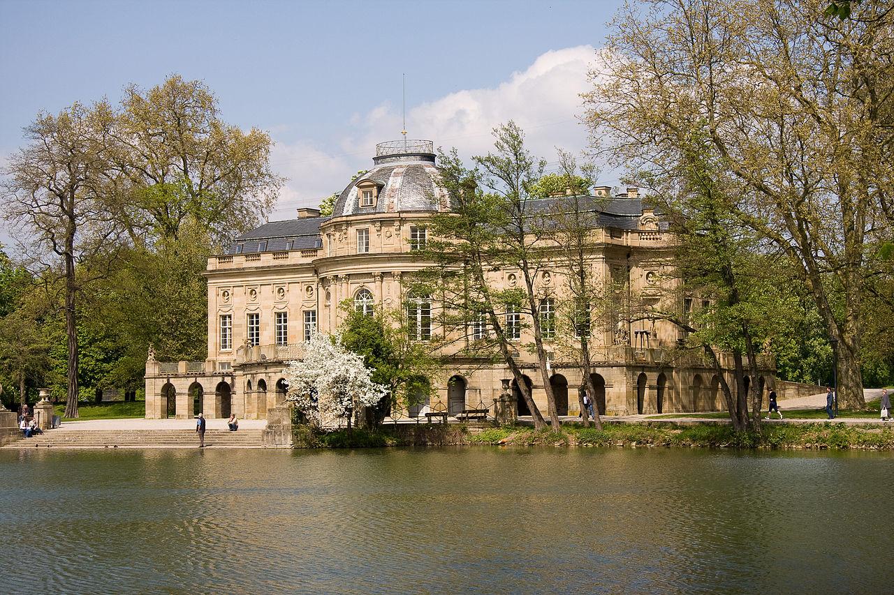 Bild Seeschloss Monrepos Ludwigsburg