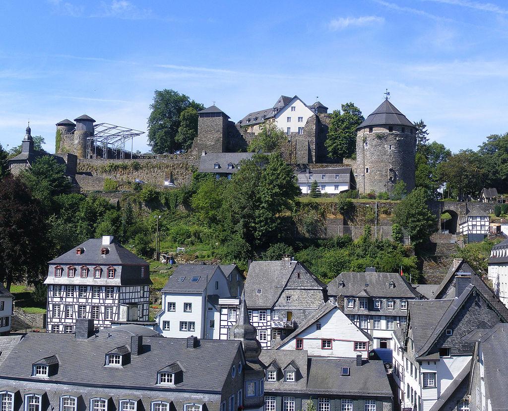 Bild Burg Monschau