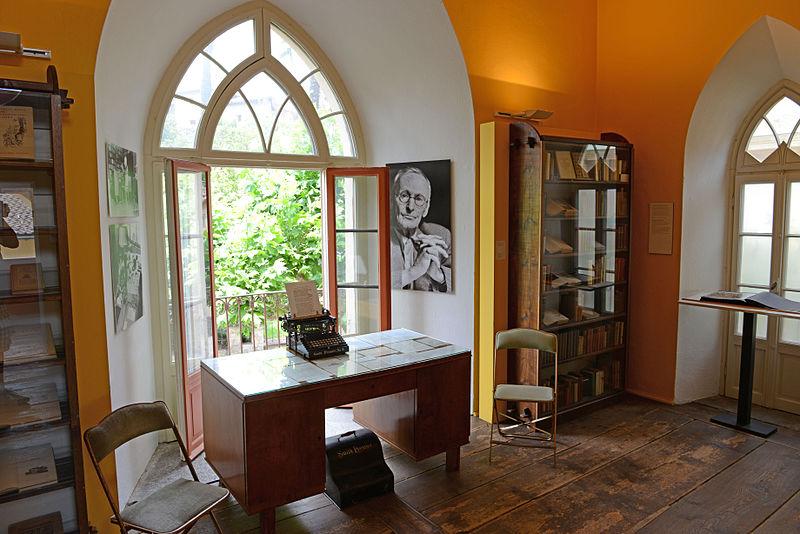 Bild Fondazione Hermann Hesse Montagnola