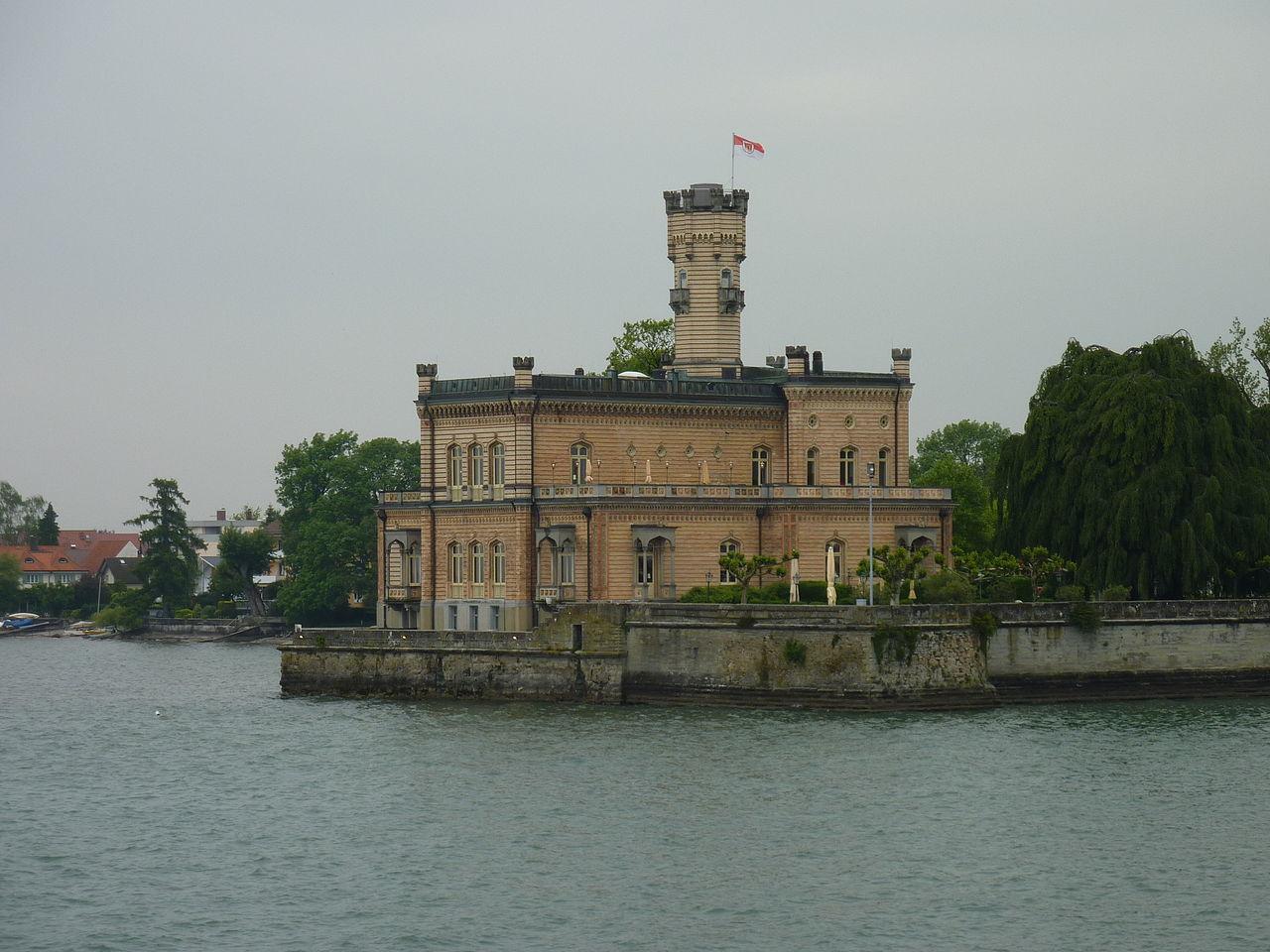 Bild Schloss Montfort Langenargen