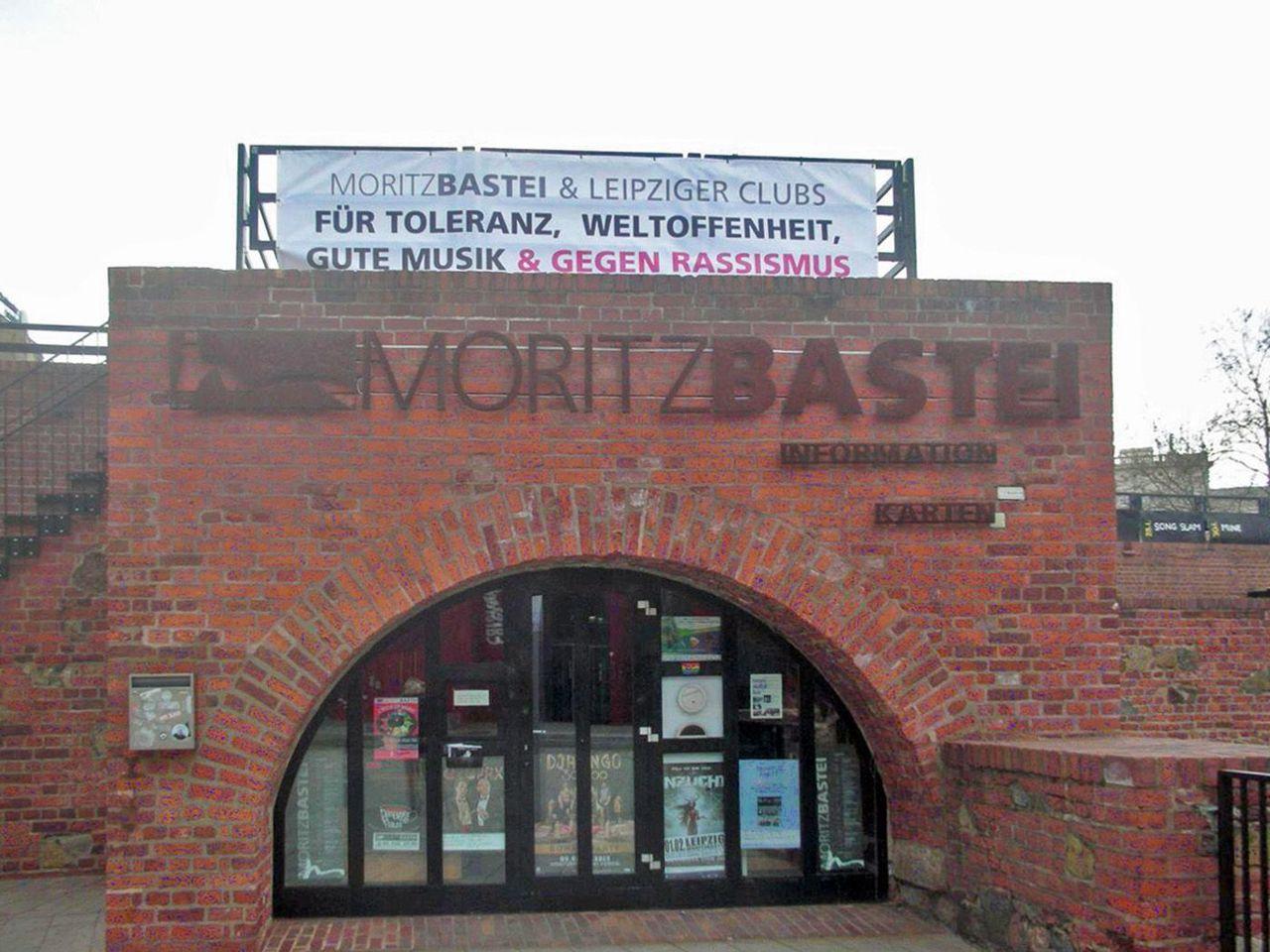 Bild Moritzbastei Leipzig