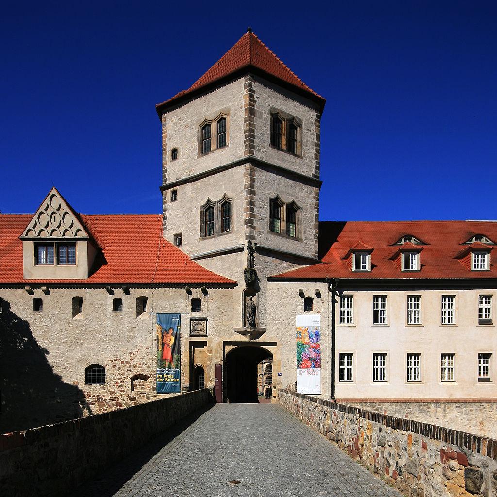 Bild Moritzburg Halle Saale