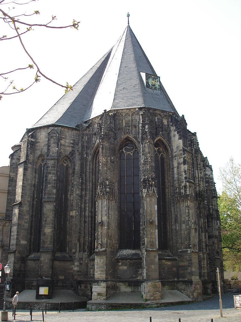 Bild Moritzkirche Halle Saale