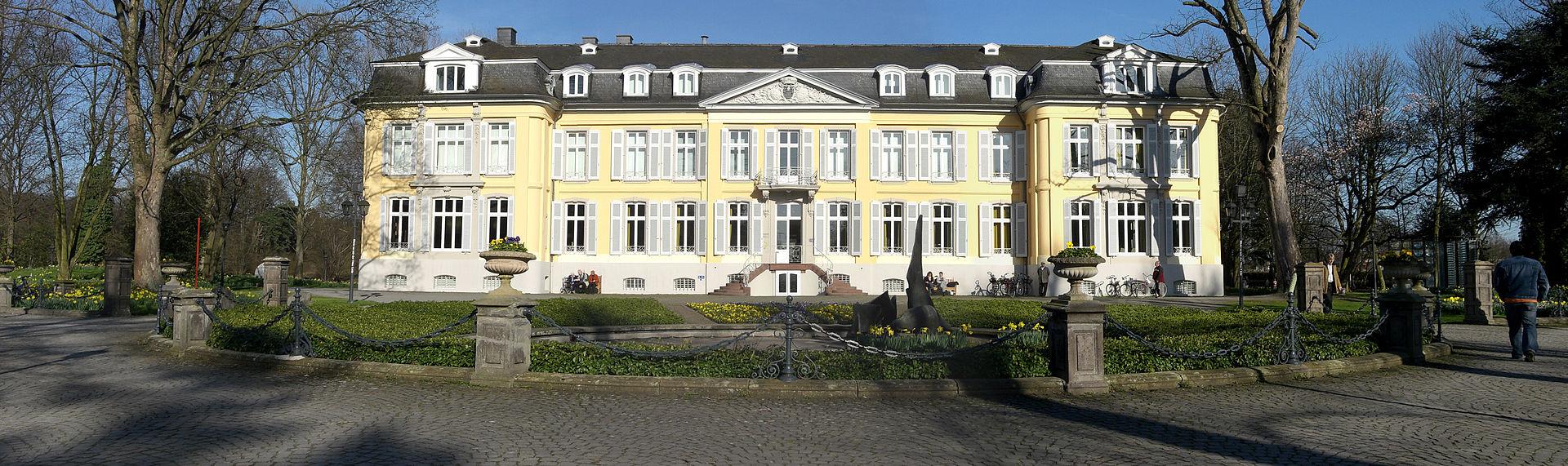 Bild Städtisches Museum Leverkusen Schloss Morsbroich