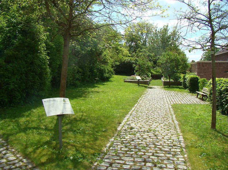 Bild Klostergarten Mosbach