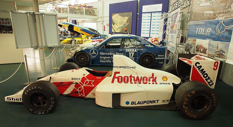 Bild Motor Sport Museum am Hockenheimring