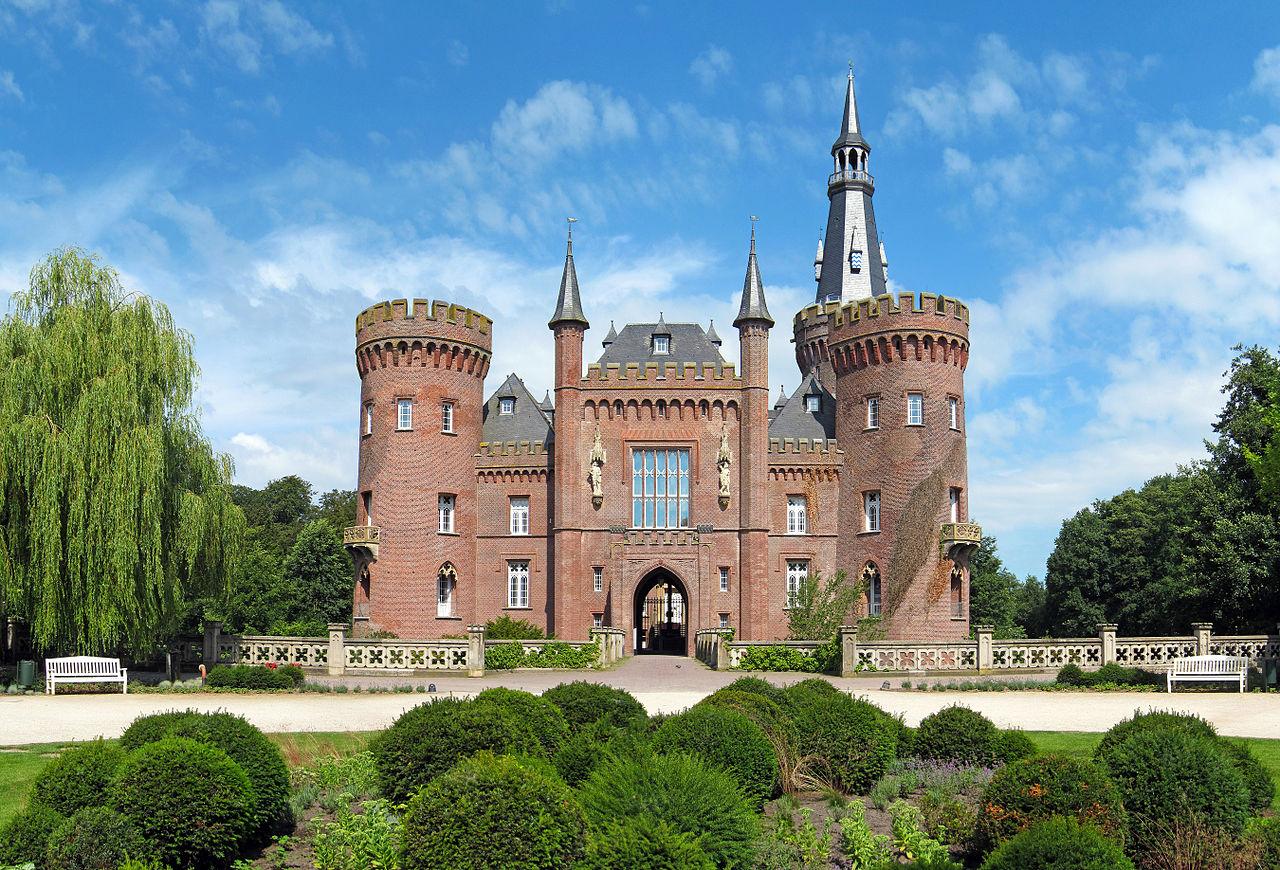 Bild Schloss Moyland Bedburg Hau