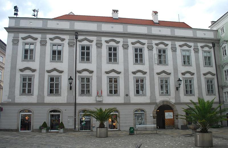 Bild Mozarthaus Linz