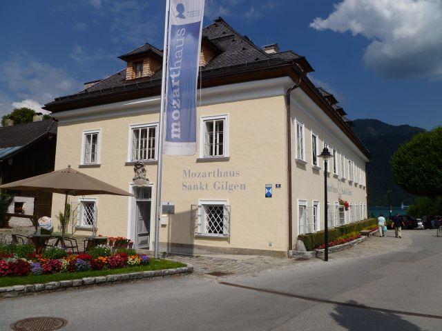 Bild Mozarthaus St. Gilgen