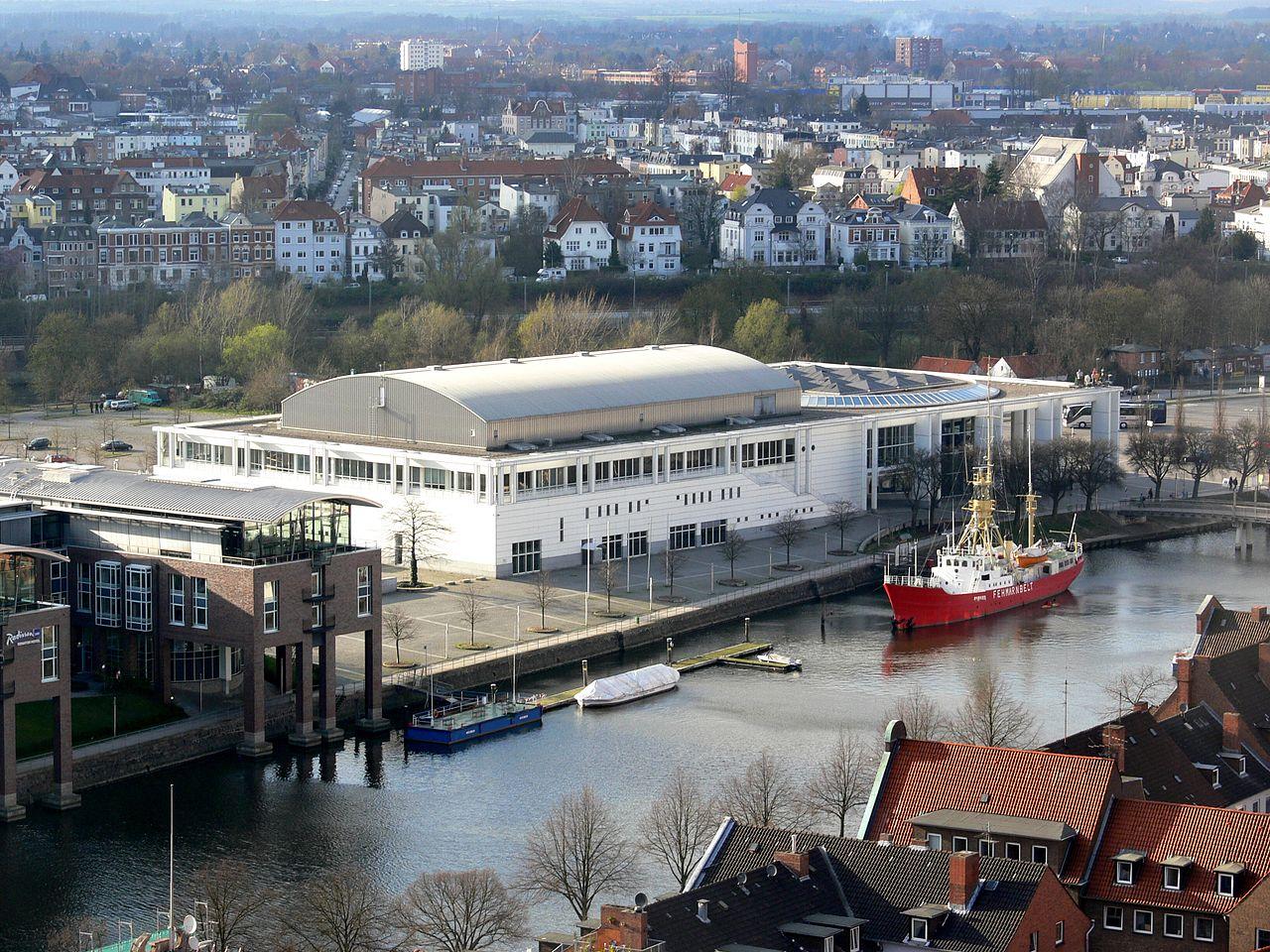 Bild Musik- und Kongresshalle Lübeck
