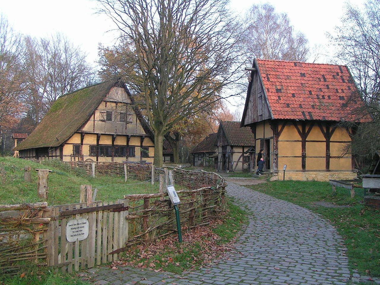 Bild Mühlenhof Freilichtmuseum Münster