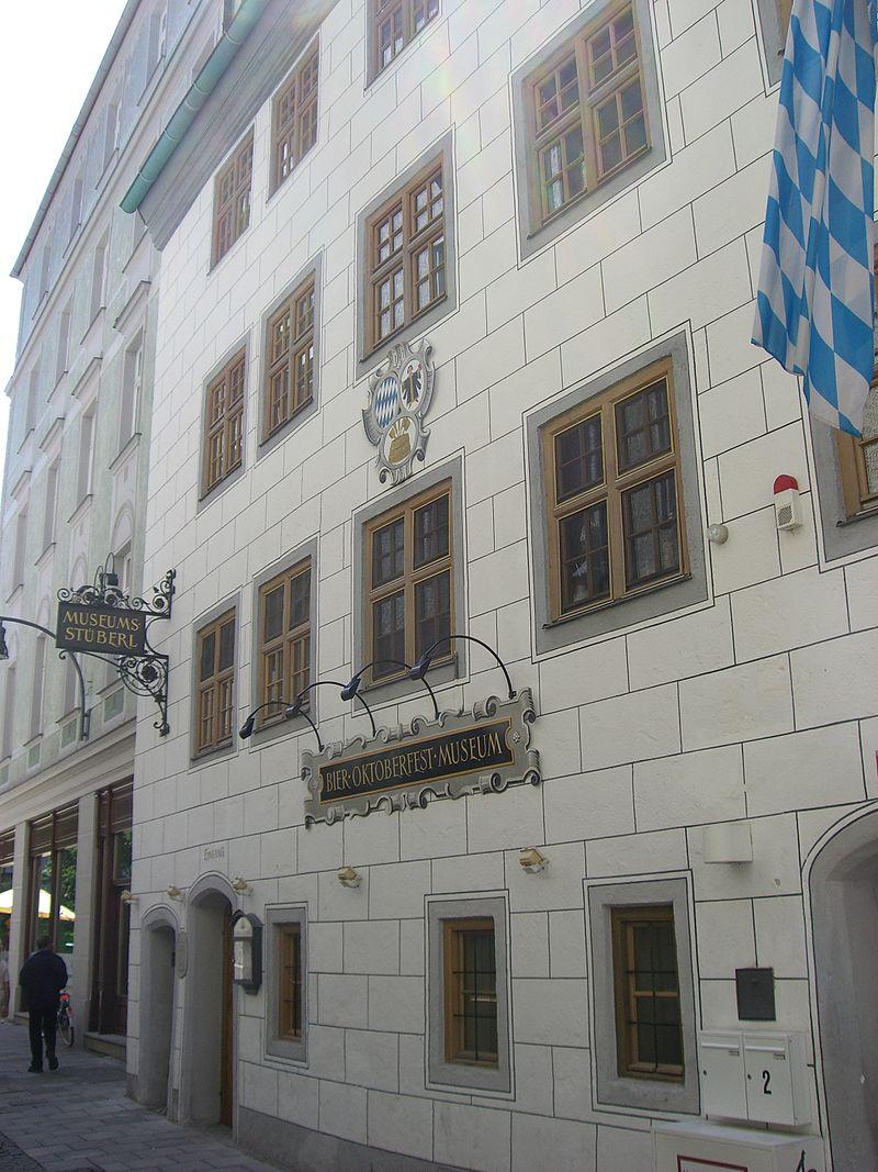 Bild Bier und Oktoberfestmuseum München