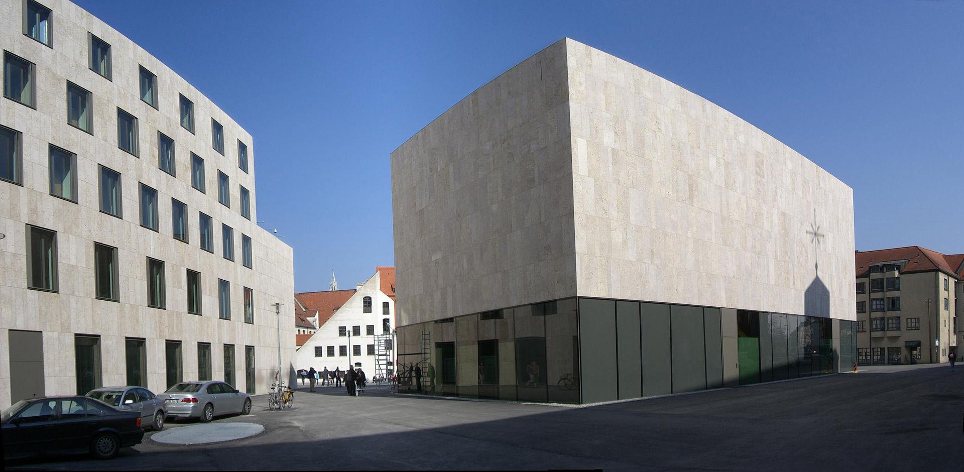 neue museumsarchitektur in m nchen. Black Bedroom Furniture Sets. Home Design Ideas