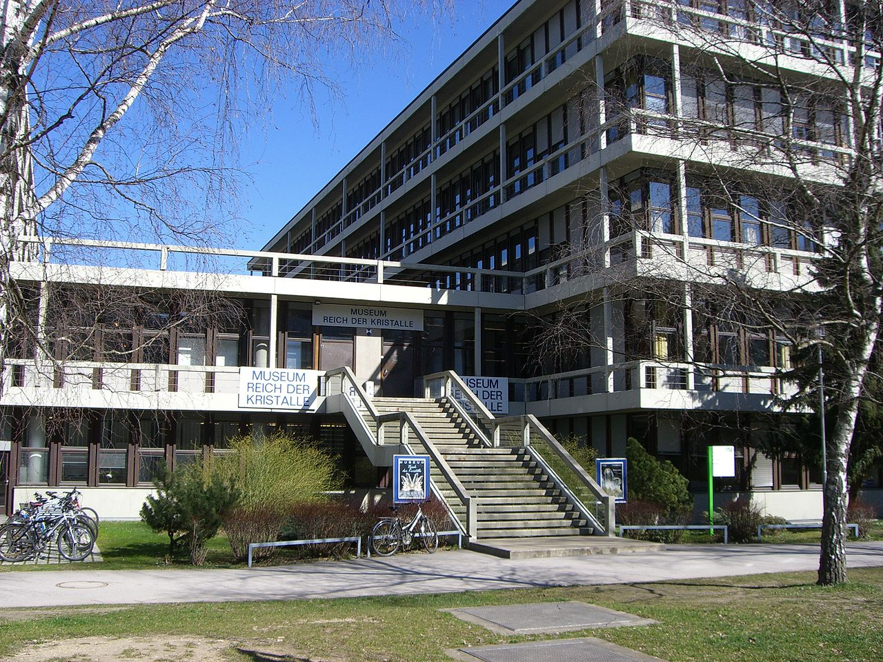 Bild Museum Reich der Kristalle München